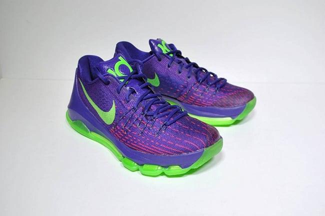 consonante Ahorro Competir  Nike KD 8 Suit Release Date | SneakerFiles