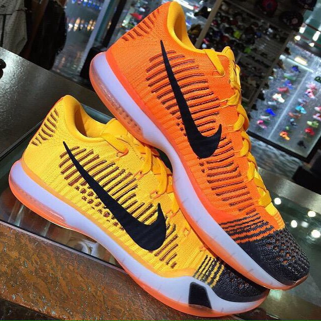 more photos bb785 92e69 Nike Kobe 10 Elite Low Chester