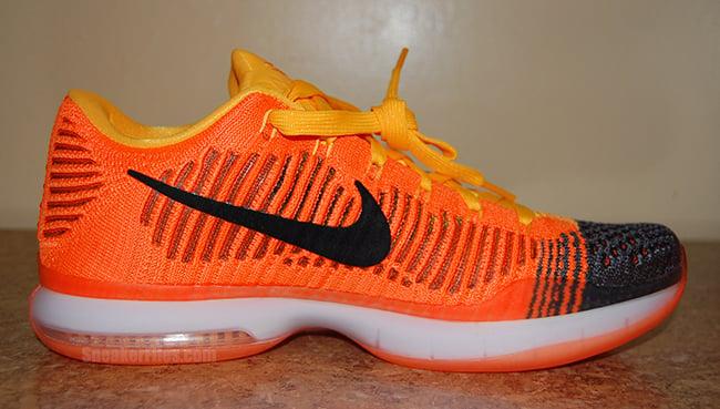 quality design eec1b 8bb76 Nike Kobe 10 Elite Low Chester Rivalry