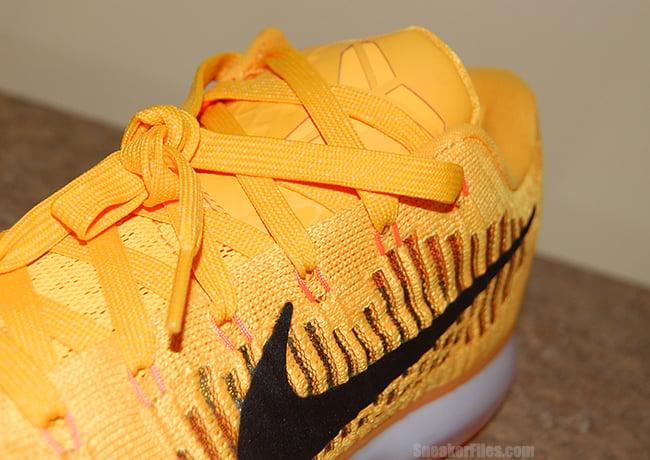 Nike Kobe 10 Elite Low Chester Rivalry