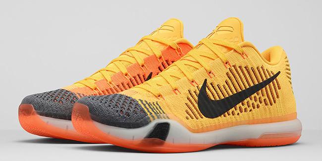 Nike Kobe 10 Elite Low Chester