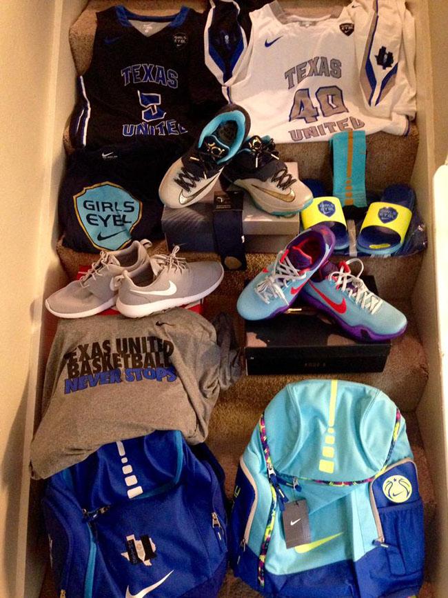 Nike Kobe 10 Girls EYBL PE