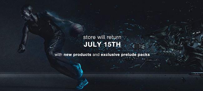 Nike Kobe Prelude Pack Restock