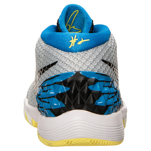 ad257e5a8c16 Nike Kyrie 1 Yellow Teal