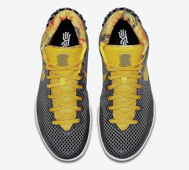 san francisco e6424 0df5e Nike Kyrie 1 Rise Official Images 50%OFF