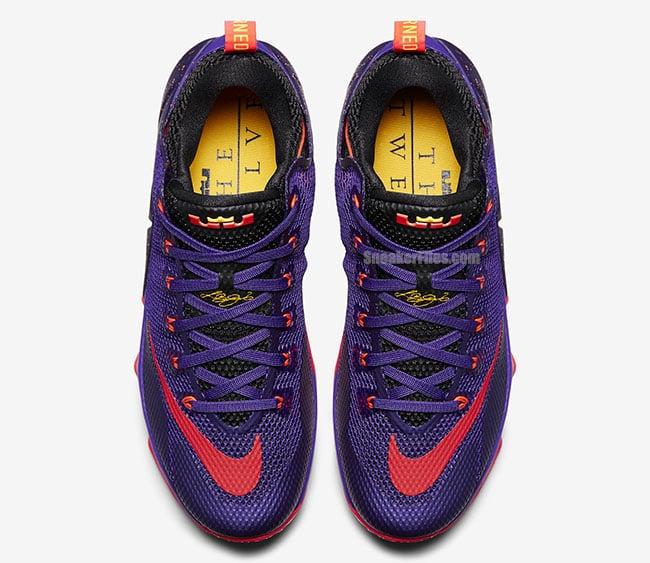 a7d01dbbb43 ... closeout nike lebron 12 low court purple 41efd 6fc0b