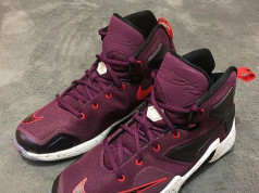 Nike LeBron 13 Medium Berry