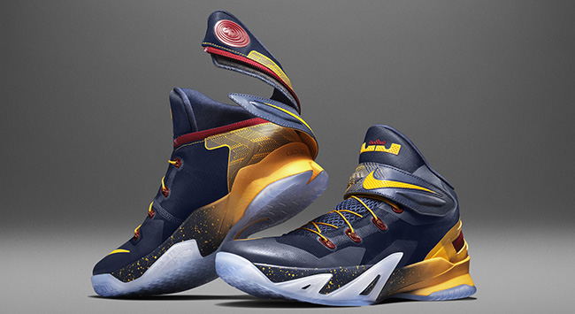 Nike LeBron Soldier 8 FlyEase