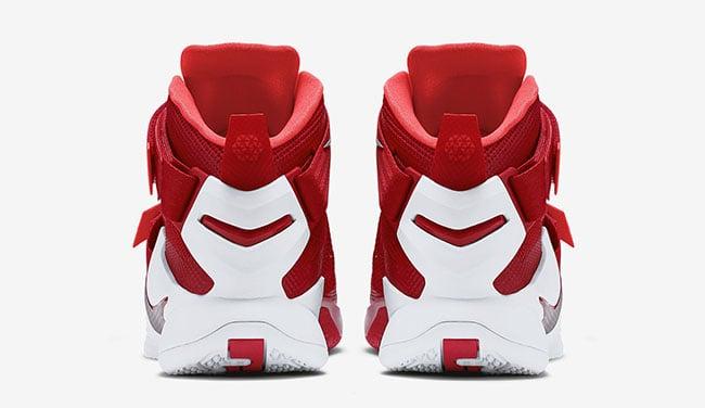 Nike LeBron Soldier 9 Ohio State