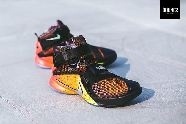Nike LeBron Soldier 9 Rise  06b9480391d6