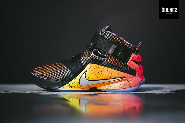 Nike LeBron Soldier 9 Rise  89ca2971a