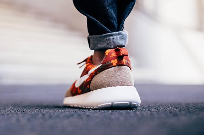 Nike Roshe One Print Cinnabar