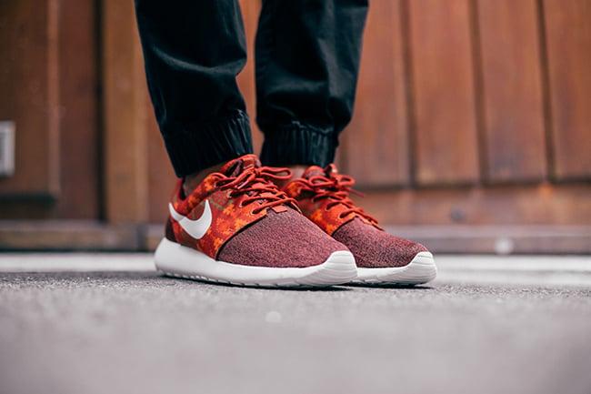Nike Roshe Run Print Aztec