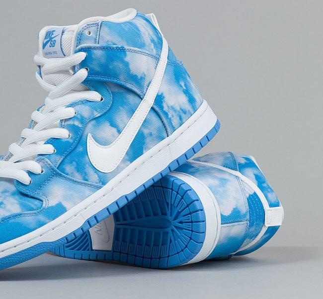 Nike SB Dunk High Blue Sky