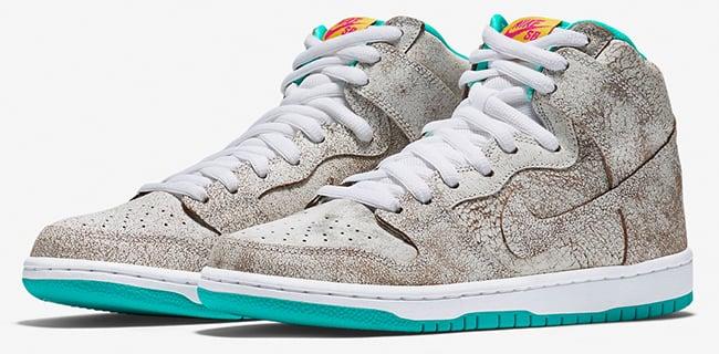 Nike SB Dunk High Flamingo