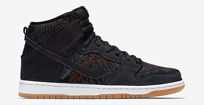 Nike SB Dunk High Rainforest