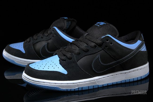 brand new 7c5a9 d73d5 Nike SB Dunk Low Black University Blue