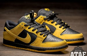 Nike SB Dunk Low University Gold Black