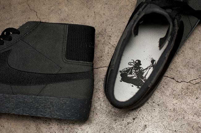 Pass-Port Nike SB Blazer