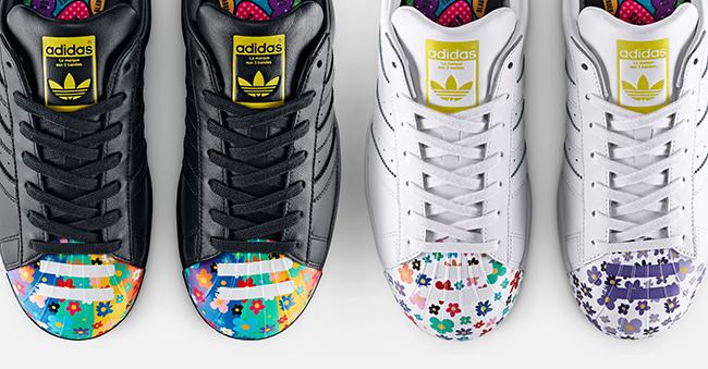 Pharrell adidas Superstar Supershell Collection