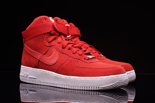 Air Force High Red
