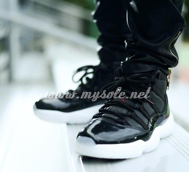 Air Jordan 11 72-10 Release Date