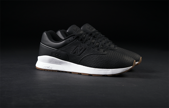 size New Balance 1500 Deconstructed Black