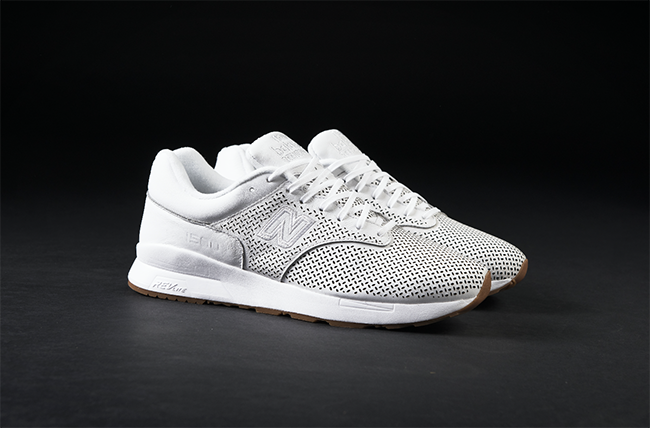 size New Balance 1500 Deconstructed White