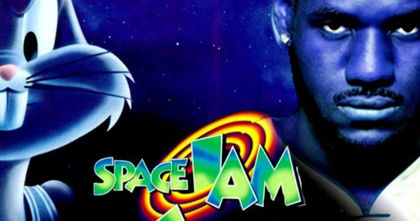 Space Jam 2 LeBron James Movie
