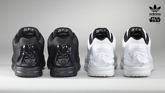 Star Wars adidas ZX Flux miadidas