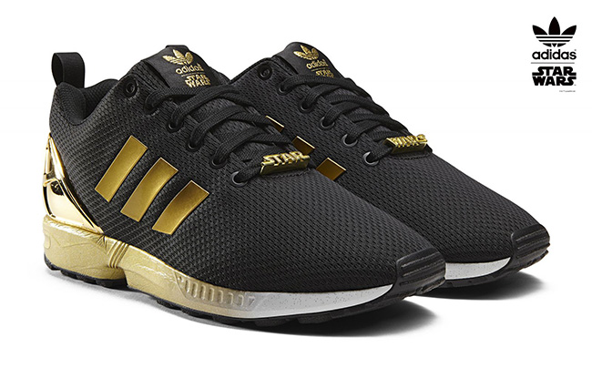 star wars adidas zx flux miadidas sneakerfiles. Black Bedroom Furniture Sets. Home Design Ideas