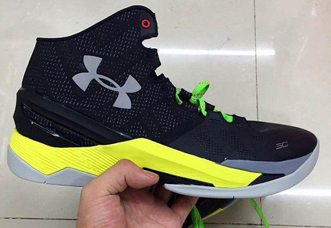 Under Armour Curry 2 Colorways