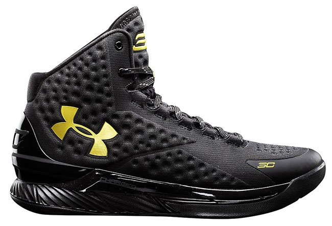 Under Armour Curry One Blackout