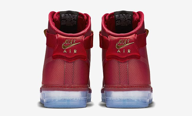 Nike Air Force 1 High CMFT Lux University Red