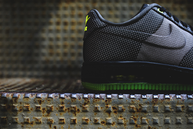 Nike Air Force 1 VT Elite Jacquard Volt