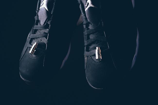 Air Jordan 6 Low Black Chrome