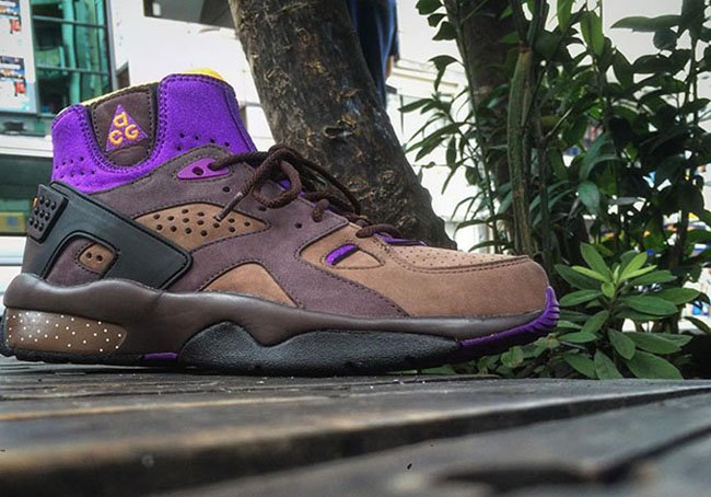 Nike Air Mowabb OG Trail End Brown
