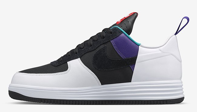 Acronym Nike Lunar Force 1 SP Zip Turbo Green