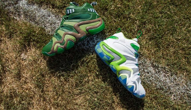 adidas Crazy 8 Portland Timbers vs. Seattle Sounders Pack