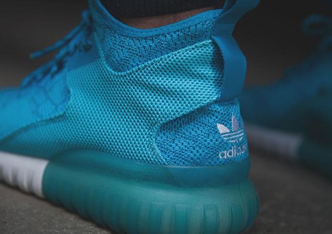 Adidas Rørformet X Primeknit Blå bmfrCzlB