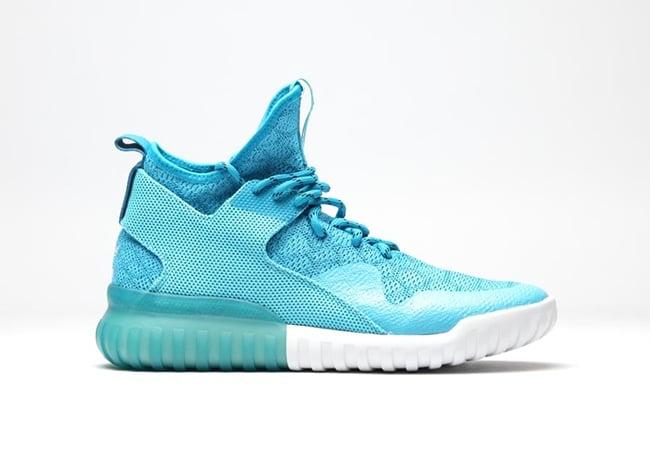 Adidas Tubolare X Primeknit Blu 36O0Or1Hnd