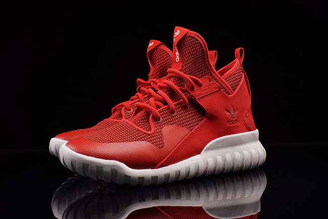 adidas Tubular X Red White
