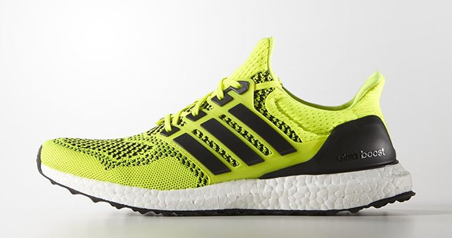 huge selection of 2f06d 611a0 adidas Ultra Boost Solar Yellow
