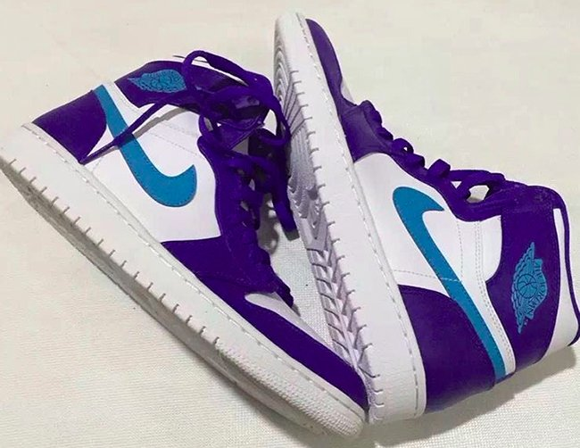 More Images of the Air Jordan 1 Hornets 'Feng Shui'