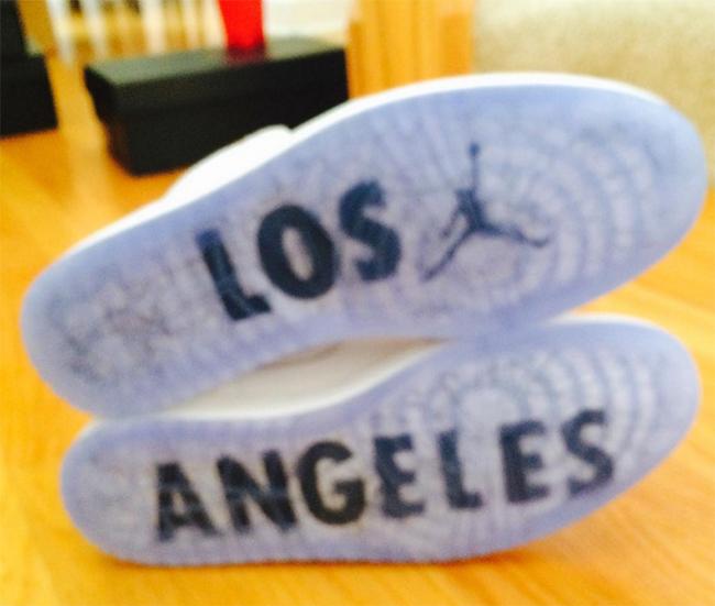 Air Jordan 1 Los Angeles 23LA