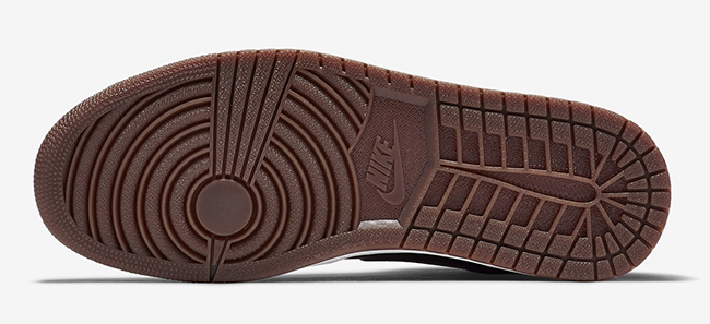 Air Jordan 1 Rare Air Black Bronze