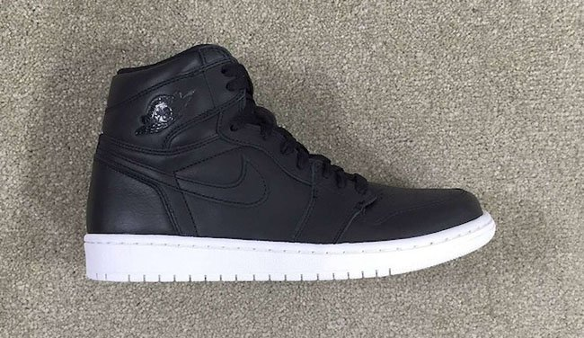 Air Jordan 1 Retro High OG Black White Release Date