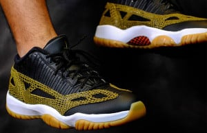 Croc Air Jordan 11 IE Low