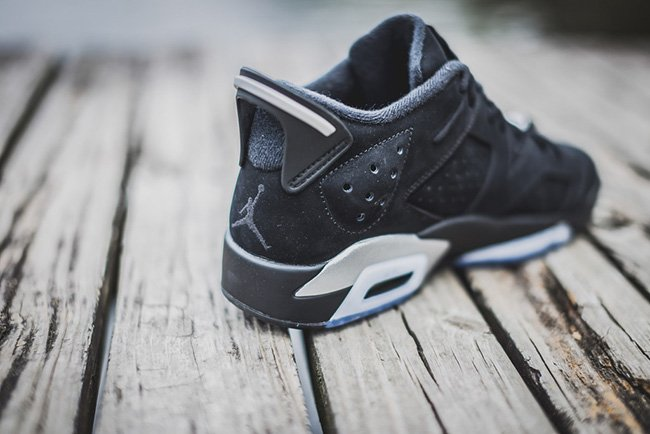 Air Jordan 6 Low Black Chrome Releasing