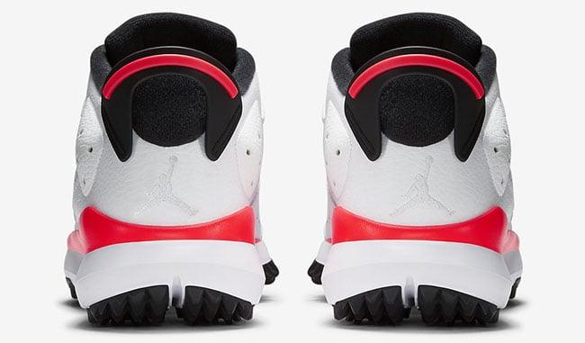Air Jordan 6 Low Golf Shoes Infrared